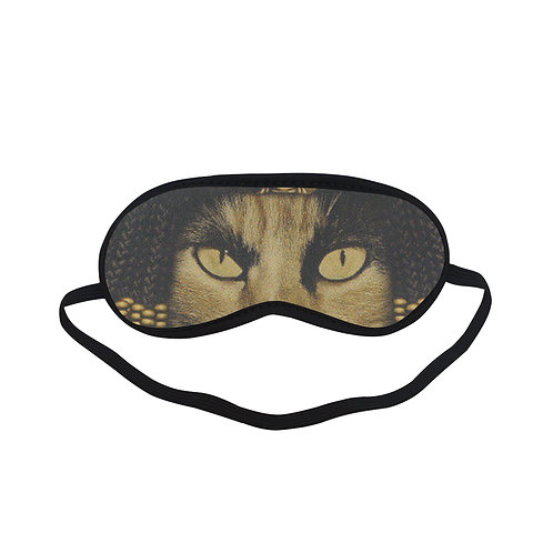 ITEM203 cat cleopatra Eye Printed Sleeping Mask