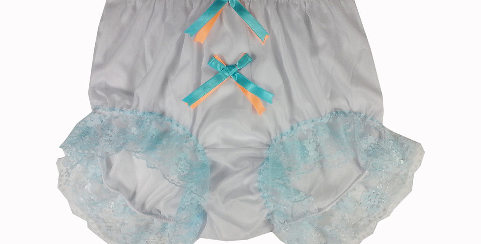 NNH10D65 Handmade Panties Lace Women Men Briefs Nylon Knickers