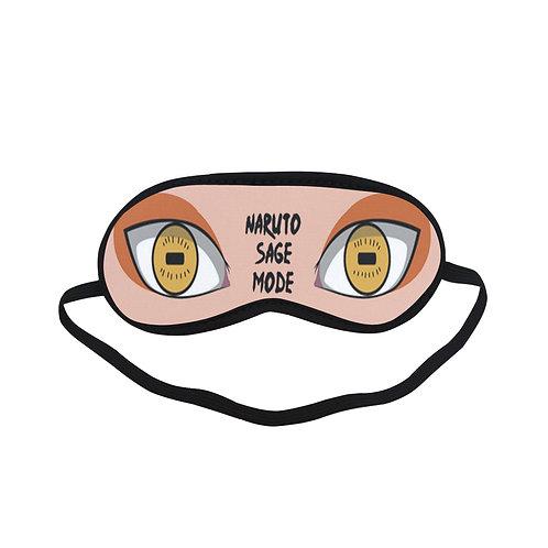 BTEM022 Naruto Sage Mode Eyes Naruto Sleeping Mask Eye Printed Sleeping Mask