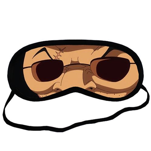 EYM1546 One Piece Eye Printed Sleeping Mask