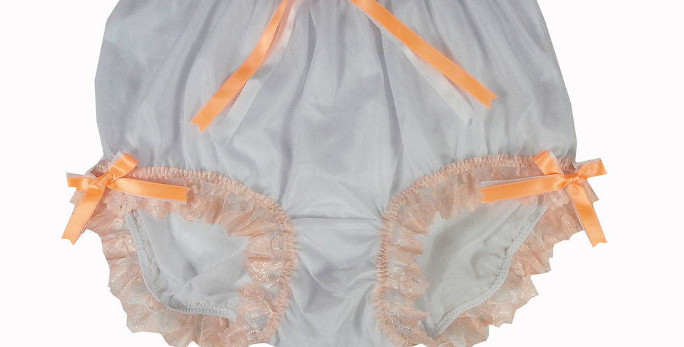 NNH11D63 Handmade Panties Lace Women Men Briefs Nylon Knickers