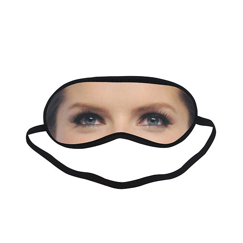 ITEM117 ANNA KENDRICK Eye Printed Sleeping Mask