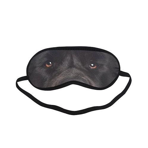 ATEM084 Newfoundland newfie dog Eye Printed Sleeping Mask