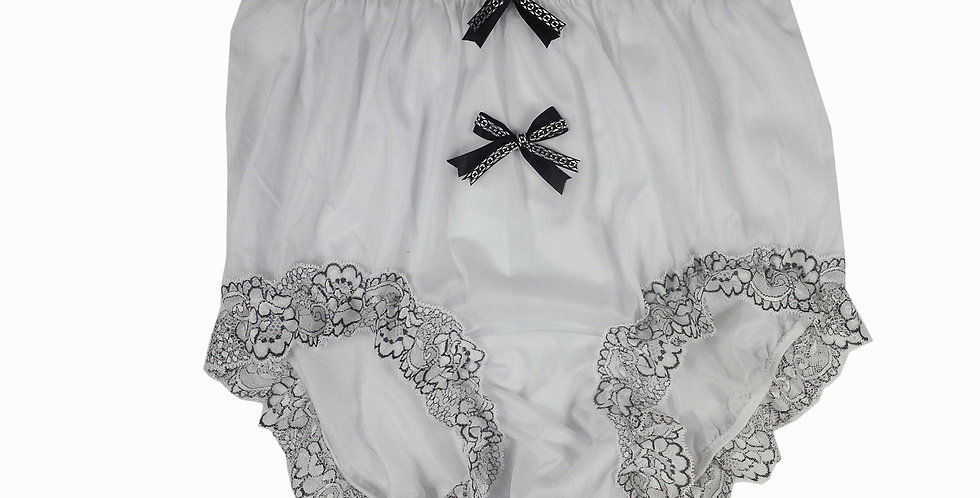 NNH10D121 Handmade Panties Lace Women Men Briefs Nylon Knickers
