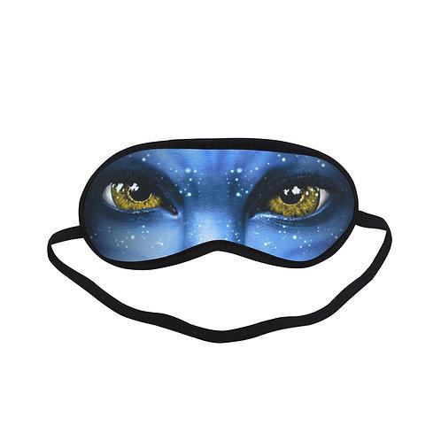 SPM095 Avatar Movie Eye Printed Sleeping Mask