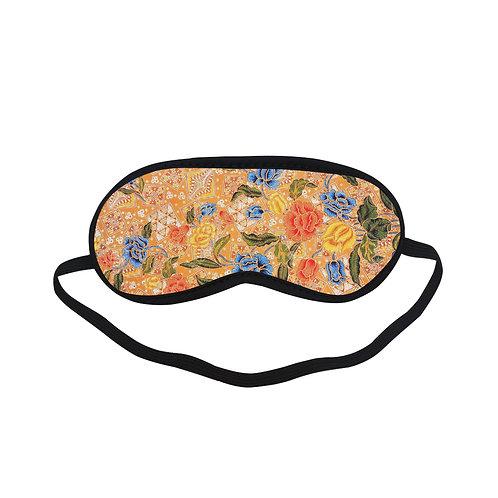 PTEM395 Mayan and Flower pattern Eye Printed Sleeping Mas