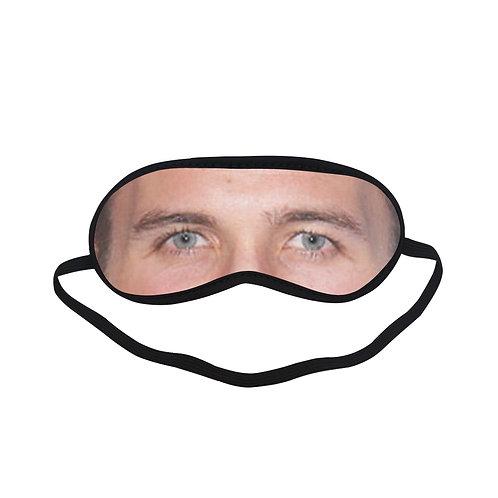 EOL136 Harry Kane Eye Printed Sleeping Mask
