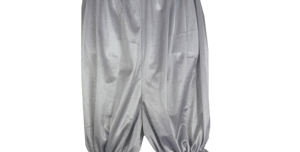PTPH01D01 gray grey New Nylon Pettipants Women Men Slips Lace Lingerie