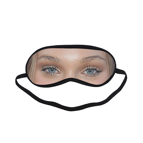 EOL233 Maddie Ziegler Eye Printed Sleeping Mask