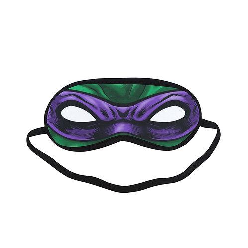 SPM187 Donatello tmnt Eye Printed Sleeping Mask