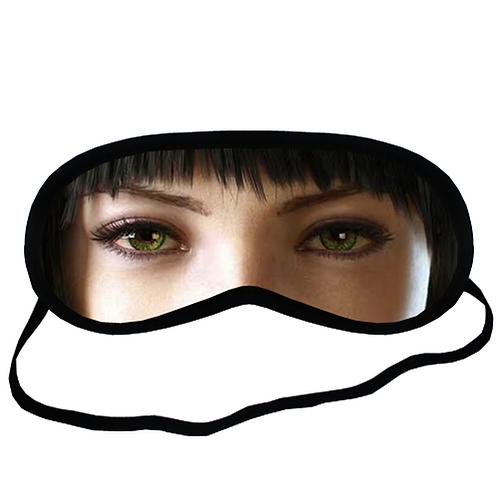 EYM281B Final Fantasy Eye Printed Sleeping Mask