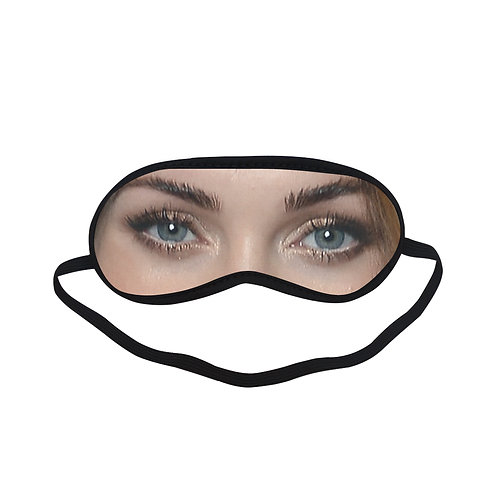 SPM367 margot robbie Eye Printed Sleeping Mask