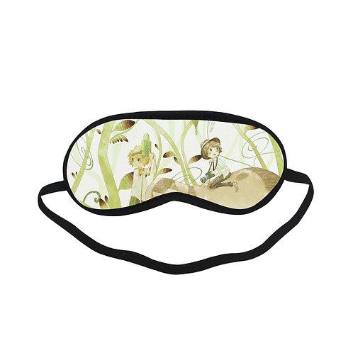PTEM285 cartoon cute Eye Printed Sleeping Mask