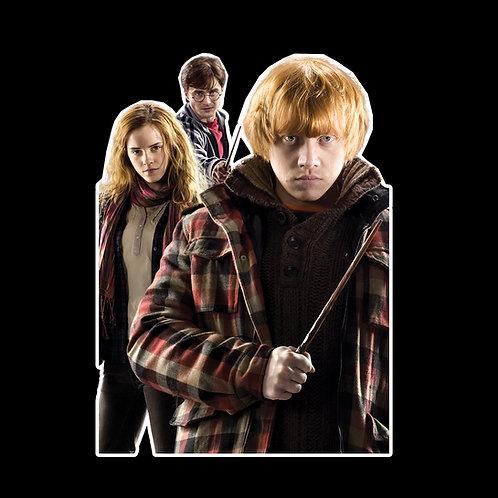HP2 Harry Potter Hogwarts Stickers Decal Vinyl Car Bumper Window Sticker Laptop