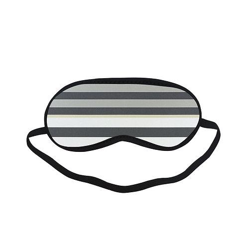 PTEM459 Colourful Stripe Eye Printed Sleeping Mas
