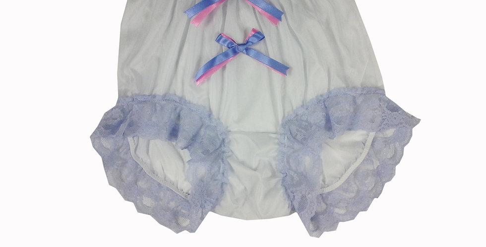 NNH10D99 Handmade Panties Lace Women Men Briefs Nylon Knickers