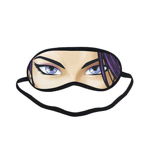 JTEM404 Psylocke Eye Printed Sleeping Mask