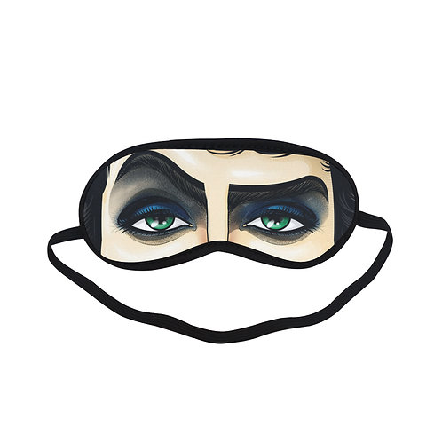 JTEM170 Frank N. Furter Eye Printed Sleeping Mask