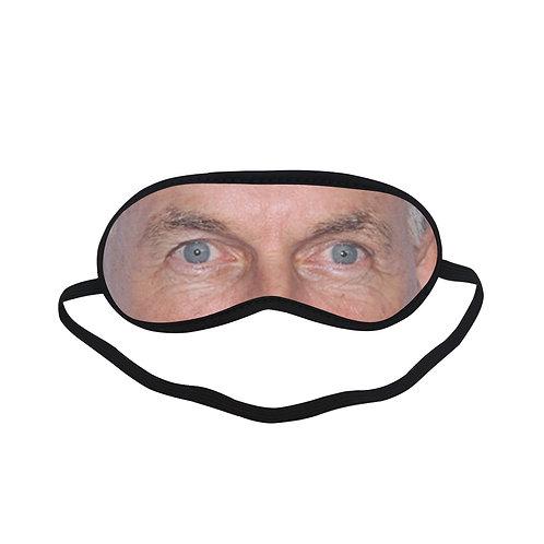 EOL237 Mark Harmon Eye Printed Sleeping Mask