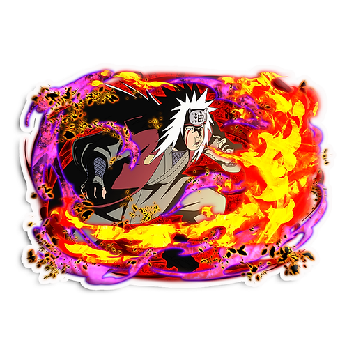 NRT168 Jiraiya Legendary Sannin Naruto anime s