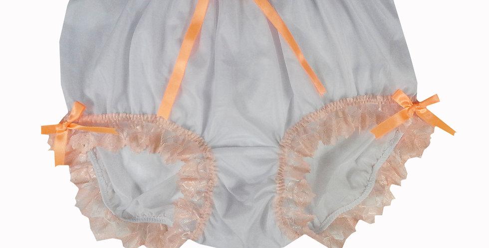 NNH11D64 Handmade Panties Lace Women Men Briefs Nylon Knickers