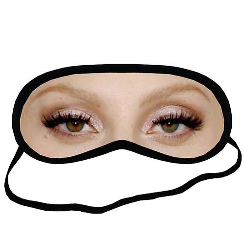 EYM398 LADY GAGA Eye Printed Sleeping Mask