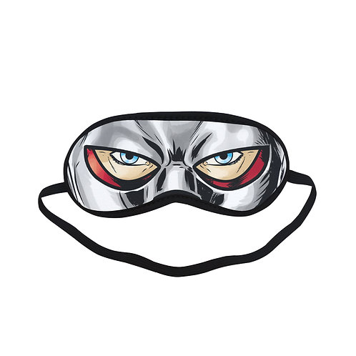 SPM083 Antman Comic Eye Printed Sleeping Mask