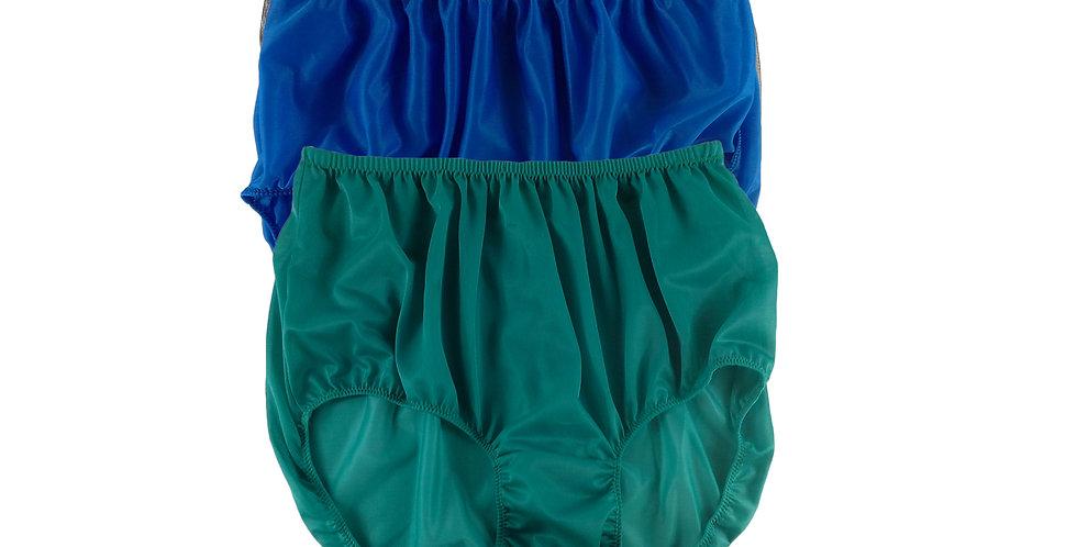 A63 Lots 3 pcs Wholesale Women New Panties Granny Briefs Nylon Knickers