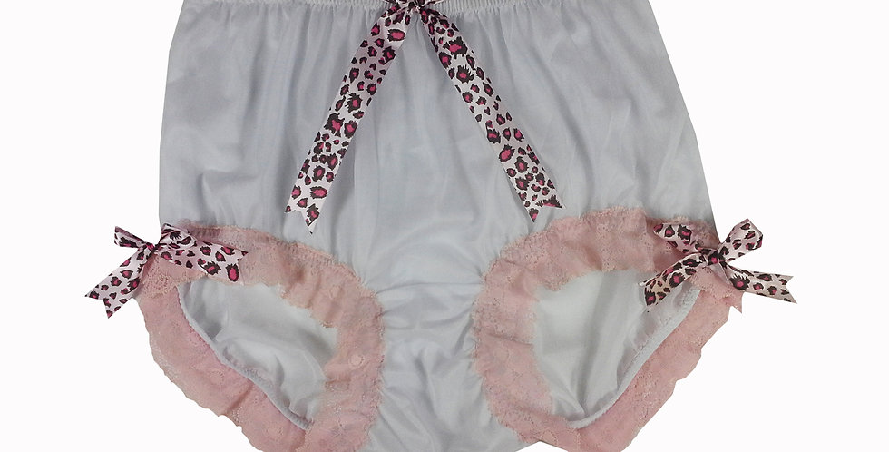NNH11D32 Handmade Panties Lace Women Men Briefs Nylon Knickers