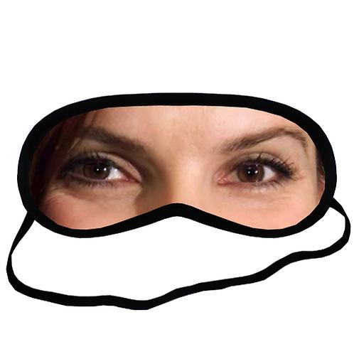 EYM500 SANDRA BULLOCK Eye Printed Sleeping Mask
