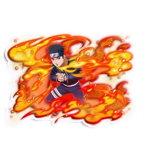 NRT467 Uchiha Obito Sharingan Akatsuki Naruto anime s