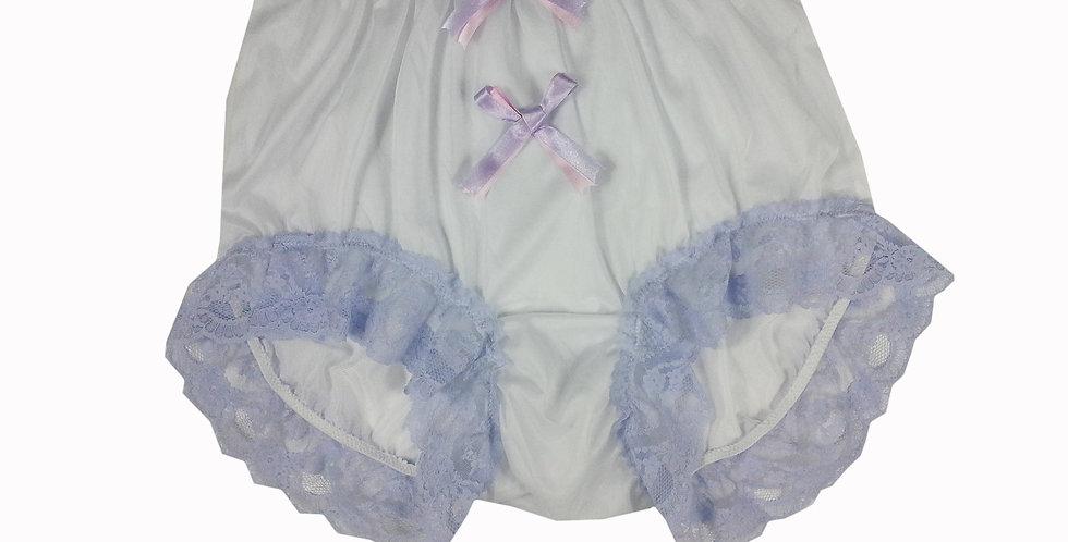 NNH10D98 Handmade Panties Lace Women Men Briefs Nylon Knickers