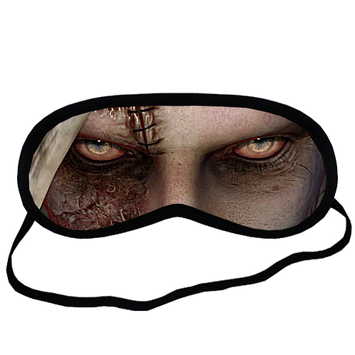 EYM1391The Evil Within Eye Printed Sleeping Mask
