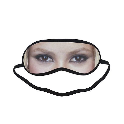 JTEM447 Shakira Eye Printed Sleeping Mask