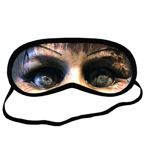 EYM202 Annabelle Eye Printed Sleeping Mask