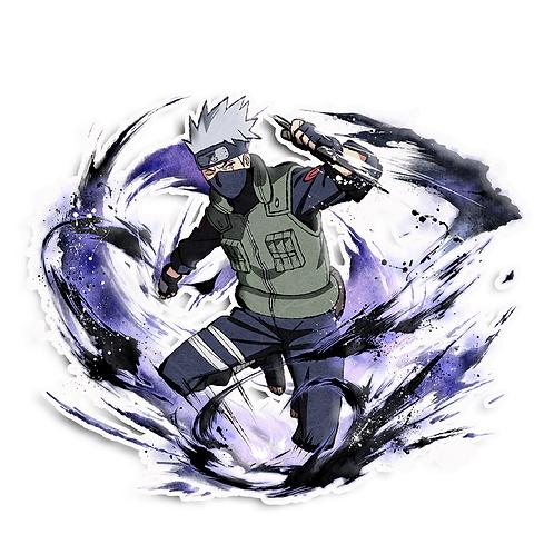 NRT105 Hatake Kakashi Copy Ninja Shinobi Naruto anime sti