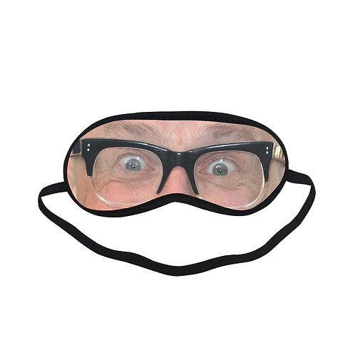 ITEM389 Harry Hill Eye Printed Sleeping Mask