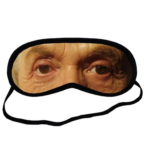 EYM921 Albert Einstein Eye Printed Sleeping Mask