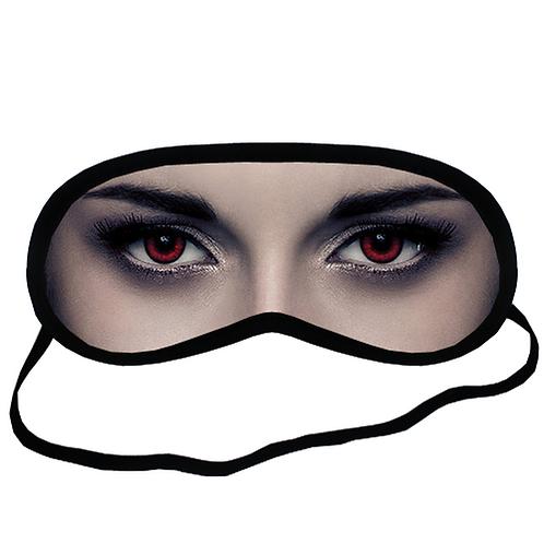 EYM384 Kristen Stewart Twilight Eye Printed Sleeping Mask