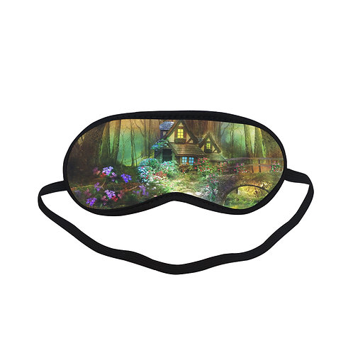 PTEM107 iceberg Printed Design Eye Printed Sleeping Mask