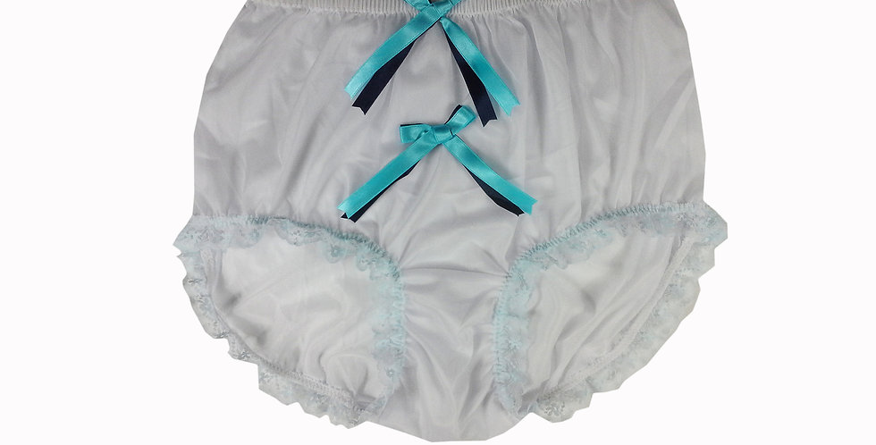 NNH10D76 Handmade Panties Lace Women Men Briefs Nylon Knickers