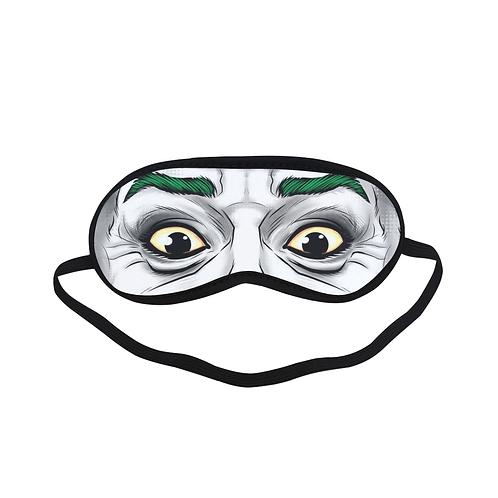 SPM284 Jack Nicholson Joker Eye Printed Sleeping Mask