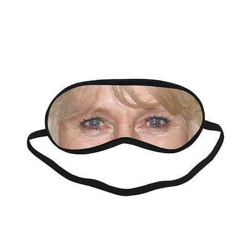 ITEM197 CAMILLA DUCHESS Eye Printed Sleeping Mask