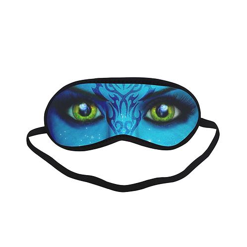 SPM096 Avatar Movie Eye Printed Sleeping Mask