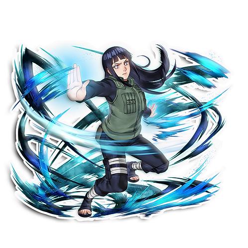 NRT131 Hinata Hyuga Konohagakure Naruto anime sti