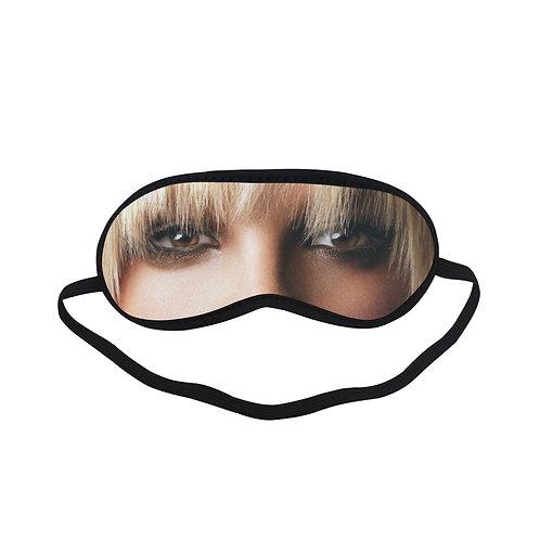 JTEM064 Britney Spears Eye Printed Sleeping Mask