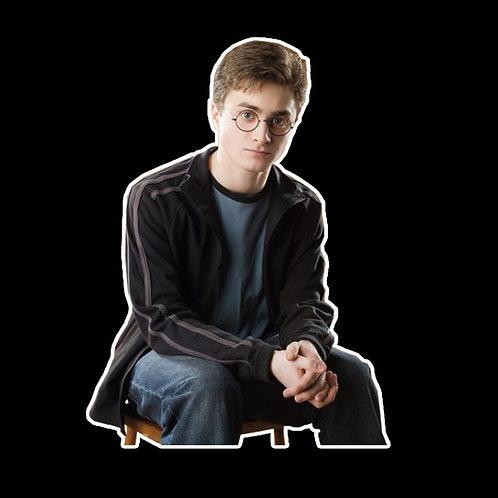 HP31 Harry Potter Hogwarts Stickers Decal Vinyl Car Bumper Window Sticker Laptop
