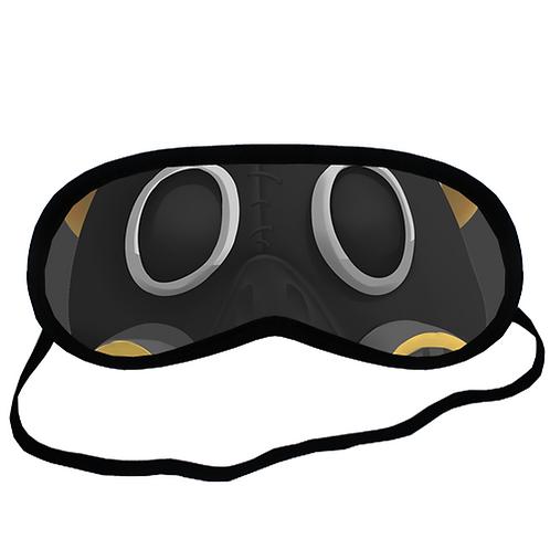 EYMt1696 roadhog Eye Printed Sleeping Mask