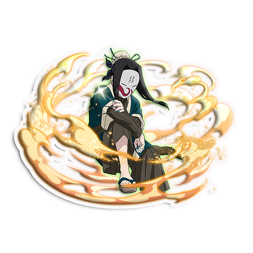 NRT78 Haku Mist Village Naruto anime sti