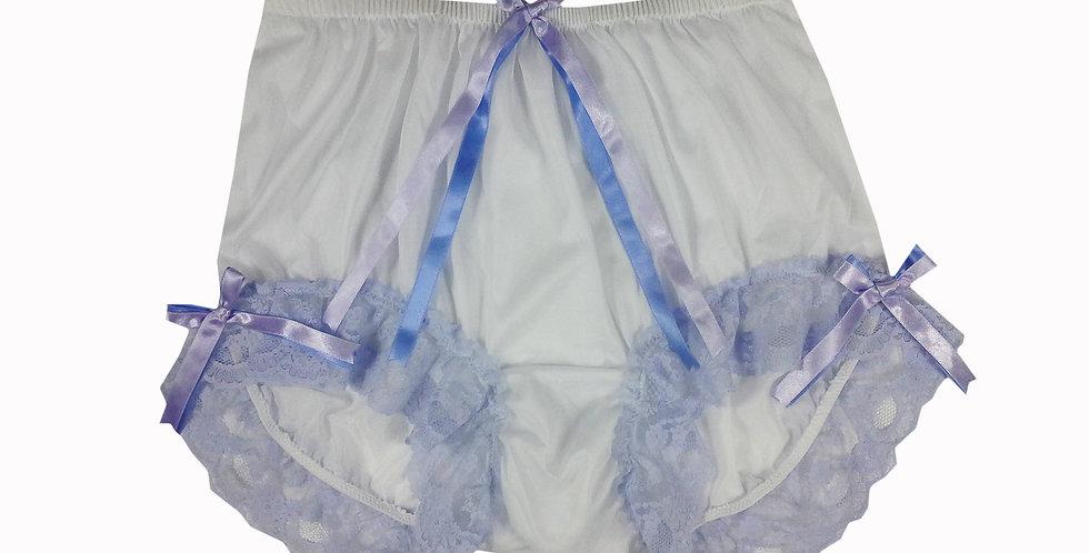NNH11D110 Handmade Panties Lace Women Men Briefs Nylon Knickers Und